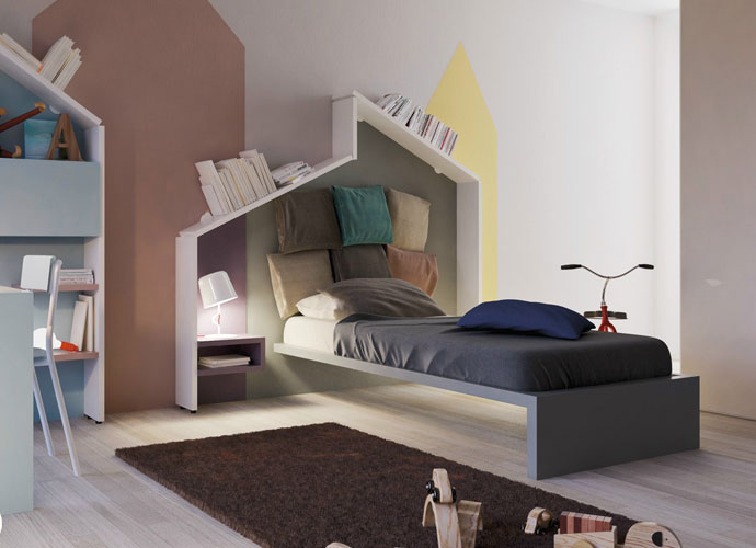 Best Italian Furniture in Toronto and Markham - KIDS BEDS