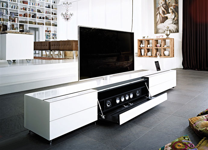 Best Italian Furniture in Toronto and Markham - A/V Cabinets