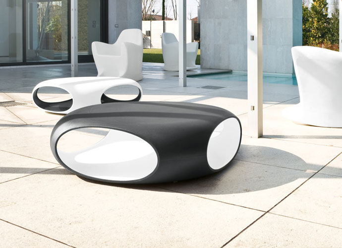 Best Italian Furniture in Toronto and Markham - Outdoor Coffee Tables