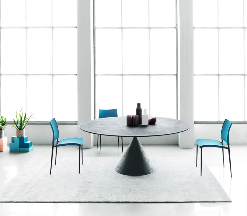 Furniture showroom image. Desalto funiture collection in Toronto and Markham Ontario.