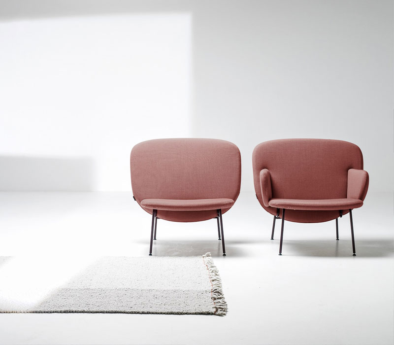 Furniture showroom image. LaCividina funiture collection in Toronto and Markham Ontario.
