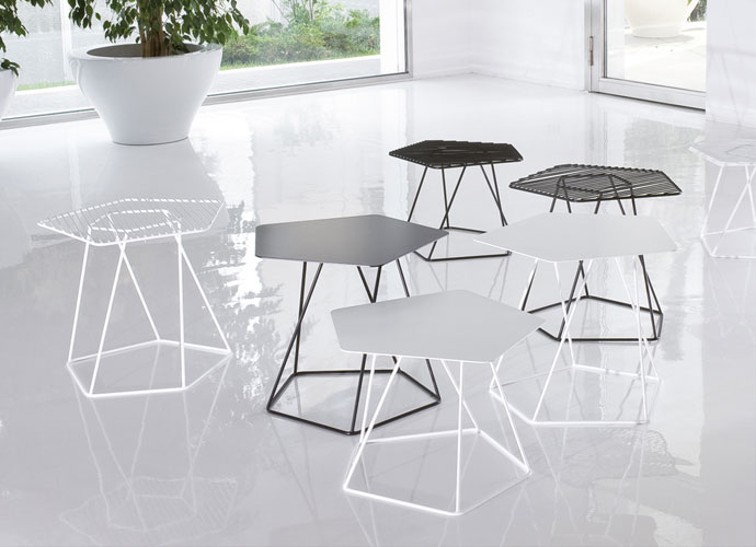 Best Italian Furniture in Toronto and Markham - SIDE TABLES