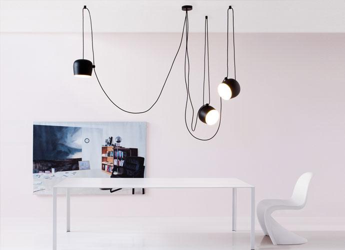 Best Italian Furniture in Toronto and Markham - Suspension Lighting