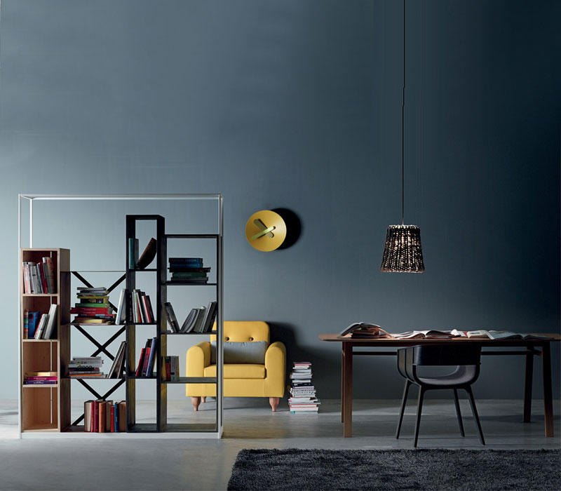 Furniture showroom image. Casamania Horm.it funiture collection in Toronto and Markham Ontario.