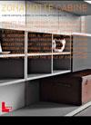 Italian furniture catalogue: Pianca Walk-In Closets